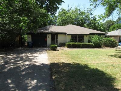 Seagoville Single Family Home For Sale: 709 Judy Lane