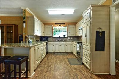 Denton Single Family Home For Sale: 2013 Marshall Road