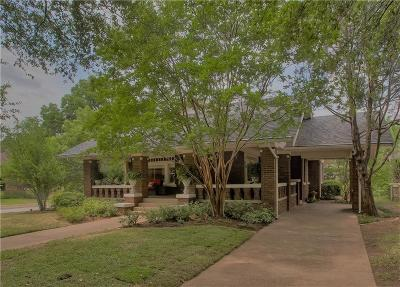 Fort Worth TX Single Family Home For Sale: $439,000