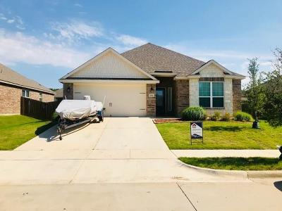 Denton Single Family Home For Sale: 2501 E Spring Meadows Drive E
