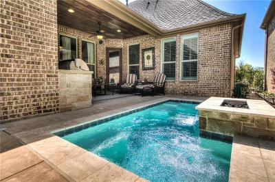 Southlake Single Family Home Active Contingent: 1713 Riviera Lane