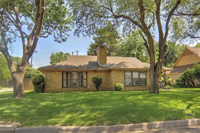 Farmers Branch Single Family Home Active Option Contract: 2949 Maydelle Lane