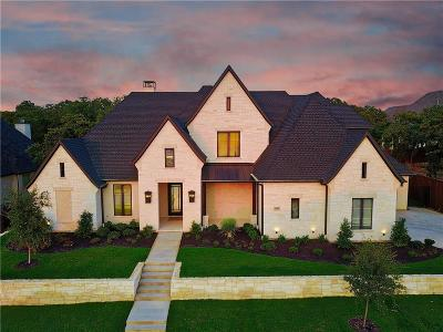 Colleyville Single Family Home For Sale: 6105 Legacy Trail