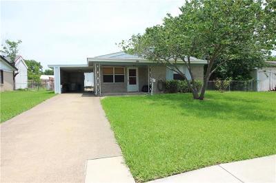 Mesquite Single Family Home Active Option Contract: 914 Appleblossom Lane