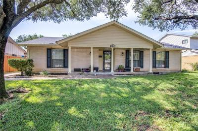 Farmers Branch Single Family Home For Sale: 2916 Meadow Green Drive