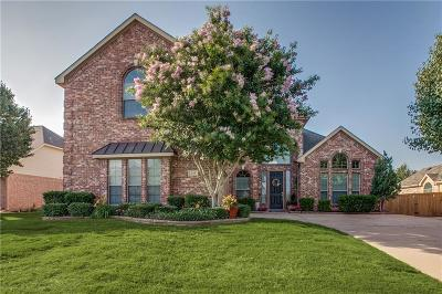 Keller Single Family Home Active Option Contract: 225 Longford Court