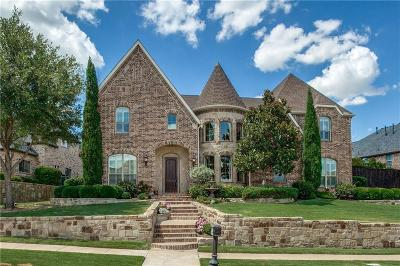 Frisco Single Family Home For Sale: 1254 Havenbrook Lane