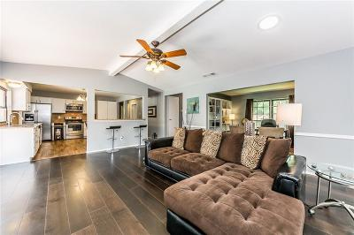 Lewisville Single Family Home Active Option Contract: 1434 Dogwood Trail