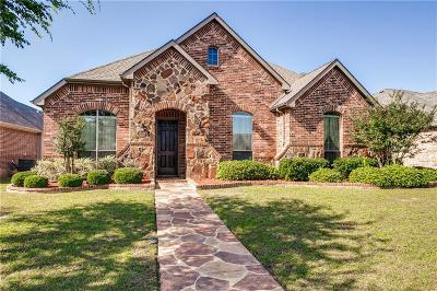 Sachse Single Family Home Active Option Contract: 7618 Harvest Bend Lane