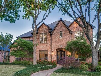 Coppell Single Family Home For Sale: 314 Falcon Court