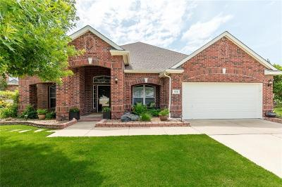 Mansfield Single Family Home For Sale: 102 Deer Court
