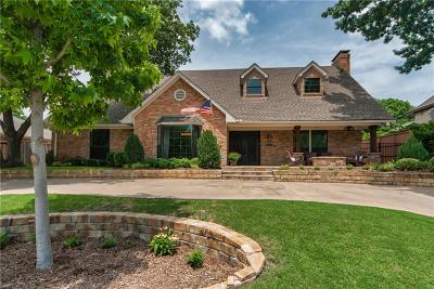Plano Single Family Home Active Option Contract: 5008 Old Orchard Drive