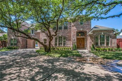 Single Family Home For Sale: 4709 Forest Lane
