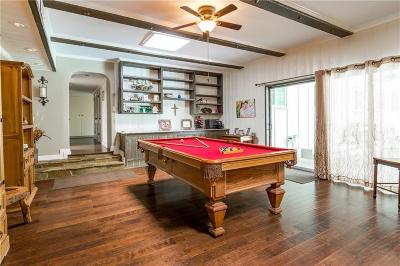 Fort Worth Single Family Home For Sale: 4415 Tamworth Road
