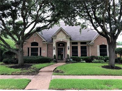 Rowlett Single Family Home Active Option Contract: 2921 Persimmon Place