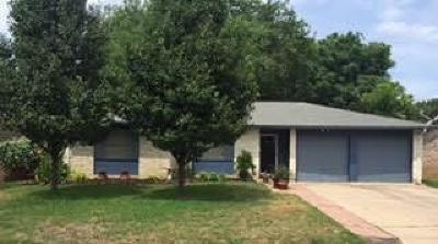 Euless Single Family Home For Sale: 1305 Johns Drive