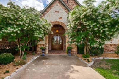 Forney Single Family Home Active Option Contract: 18330 Langford Lane