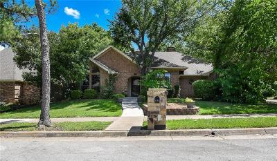 Bedford, Euless, Hurst Single Family Home For Sale: 1212 Spargercrest Drive