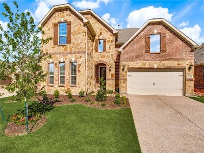 Frisco Single Family Home For Sale: 10320 Colgate Court