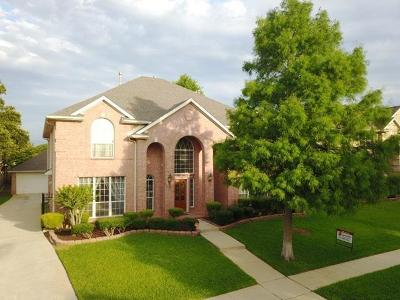 Mansfield Single Family Home For Sale: 3207 Essex Drive
