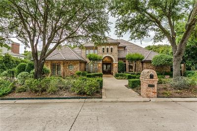 Mira Vista, Mira Vista Add, Trinity Heights, Meadows West, Meadows West Add, Bellaire Park, Bellaire Park North Single Family Home For Sale: 6025 Annandale Drive