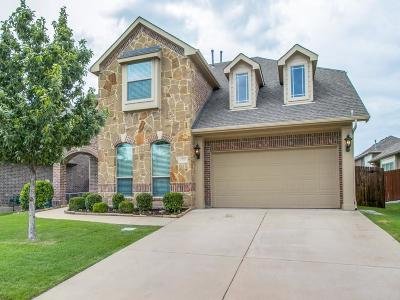Little Elm Single Family Home Active Option Contract: 2305 Evening Song Drive