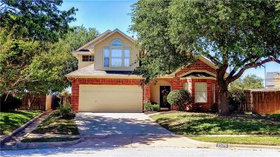 Grapevine Single Family Home Active Option Contract: 1526 Ashwood Lane