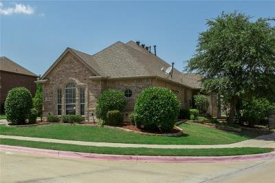Benbrook Single Family Home Active Option Contract: 4800 Ridge Circle