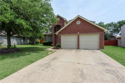 Rockwall Single Family Home Active Option Contract: 150 Summerhill Drive