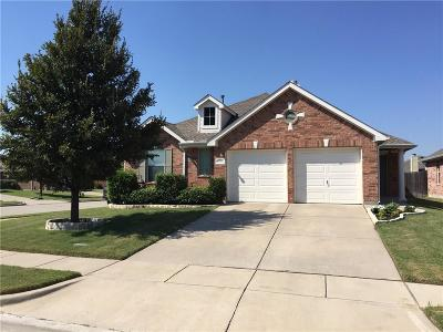Little Elm Single Family Home For Sale: 2701 Watercress Drive