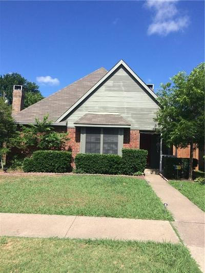 Rowlett Single Family Home For Sale: 3304 Sara Drive