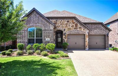 Mckinney Single Family Home Active Option Contract: 5645 Green Moss Hill