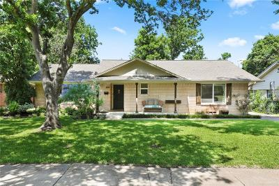Single Family Home For Sale: 6718 Kingsbury Drive