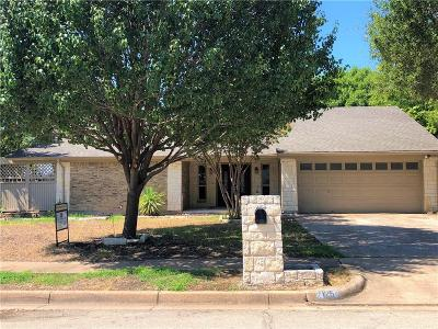 Benbrook Single Family Home For Sale: 125 Haywood Drive