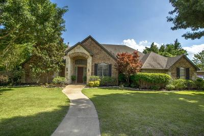 Midlothian Single Family Home Active Option Contract: 5450 Sycamore Drive