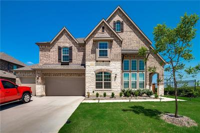 Sachse Single Family Home Active Option Contract: 3652 Frost Street