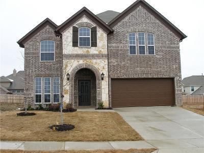 Little Elm Single Family Home For Sale: 2445 Kingsgate Drive