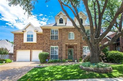 McKinney Single Family Home Active Contingent: 2020 Old McGarrah Road