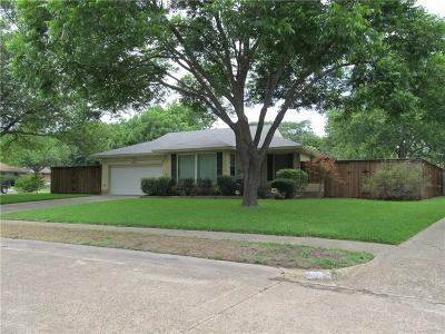 Single Family Home For Sale: 10607 Lorwood Drive