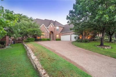 Allen Single Family Home Active Option Contract: 605 Fannin Court