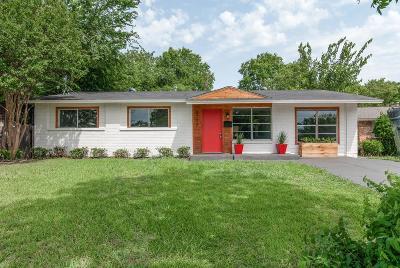 Single Family Home For Sale: 2705 Dewitt Street