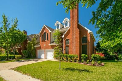 Coppell Single Family Home For Sale: 912 Brentwood Drive