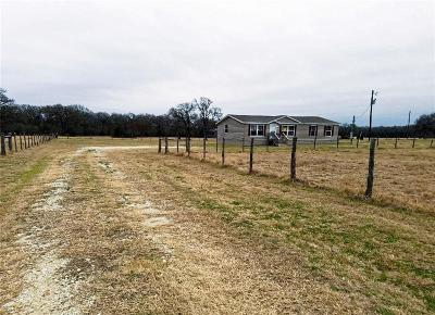 Groesbeck, Kosse Single Family Home For Sale: 7525 State Highway 14 S