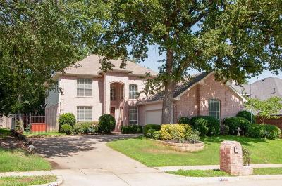 Euless Single Family Home Active Option Contract: 907 Tennison Drive
