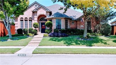 The Colony Single Family Home Active Option Contract: 6412 Rolling Hill Road