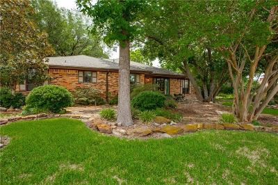 Rowlett Single Family Home For Sale: 3200 Dalrock Road