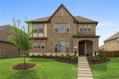 Frisco Single Family Home Active Option Contract: 13678 Brownfield Lane