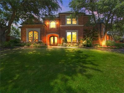 Plano Single Family Home For Sale: 5204 Lakecreek Court