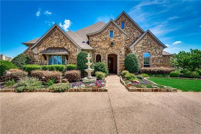 Southlake Single Family Home For Sale: 105 King Ranch Road