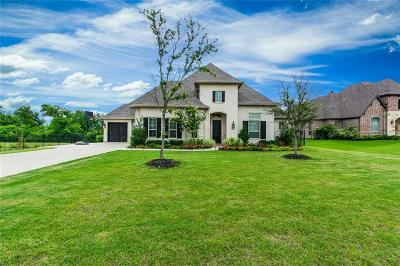 Lucas Single Family Home For Sale: 619 Colt Trail